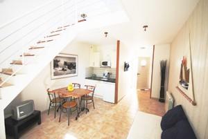 Appart'Hôtel Mon Calme - Piriac-sur-mer - intérieur appartement