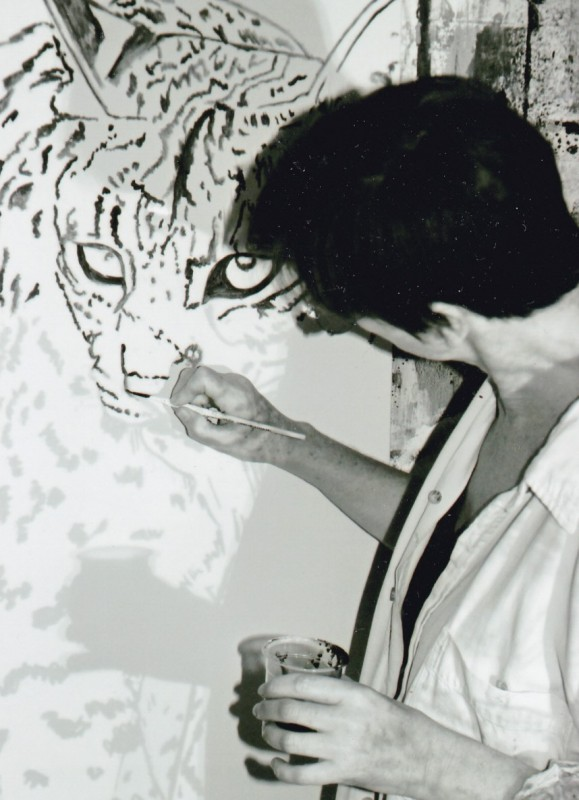 Artiste peintre Chrislane - Mesquer