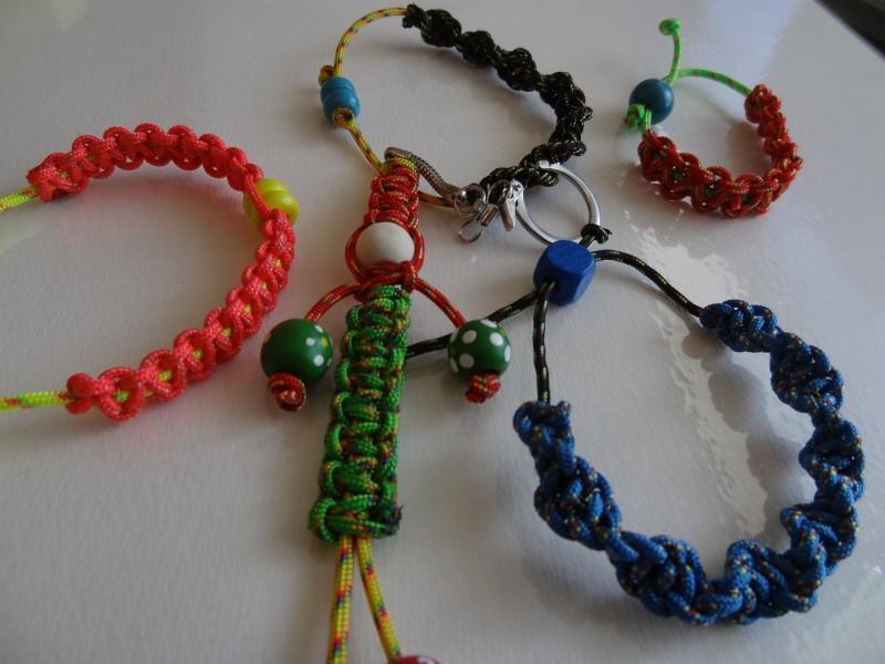 Atelier bijoux et porte-clés musée maison de la pêche La Turballe