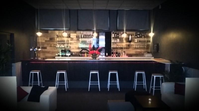 Bar du Cabaret la plume rouge La chapelle des marais