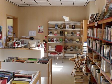 Bibliothèque le Pré aux Livres Assérac