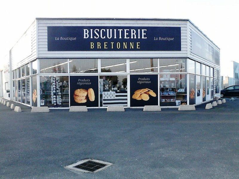 Biscuiterie bretonne le Pouliguen