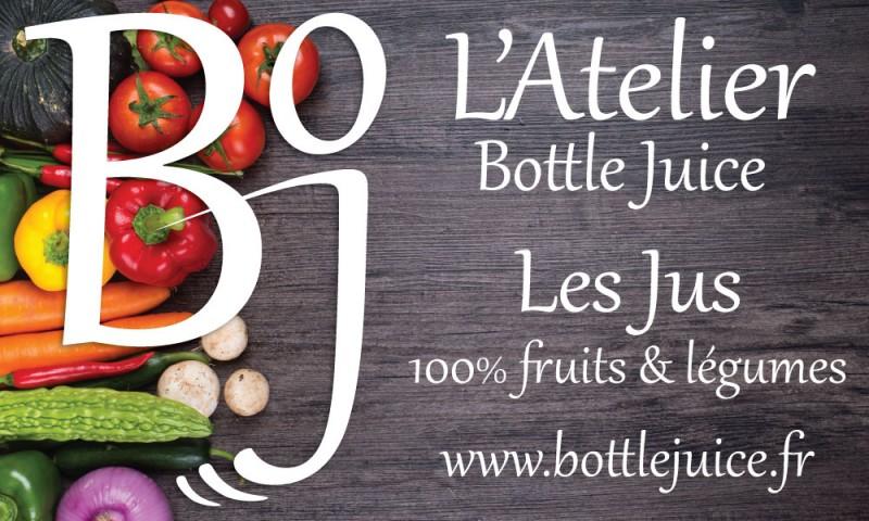 Bottle Juice - Guérande