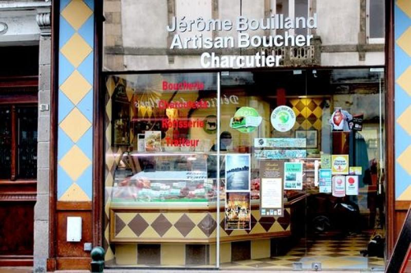Boucherie-Charcuterie-Bouilland-Le Pouliguen-Office de Tourisme Intercommunal La Baule-Guérande