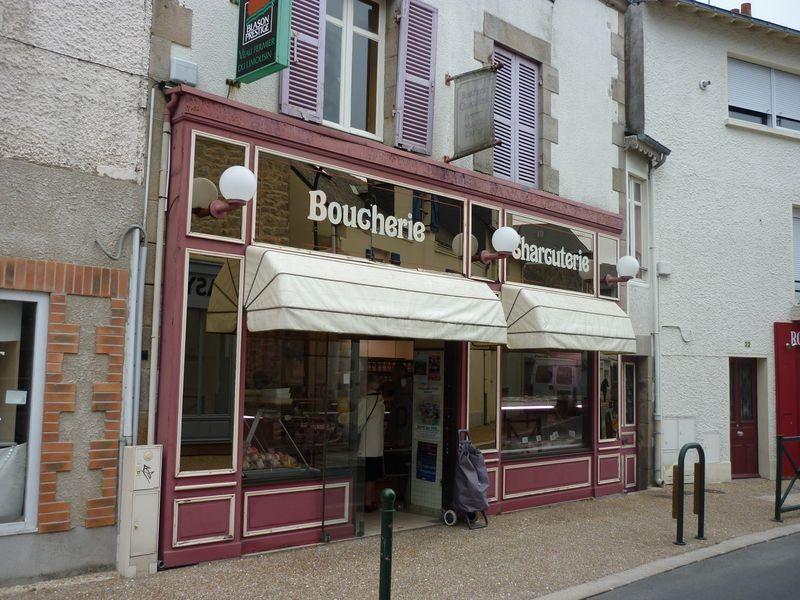 Boucherie Charcuterie Marie Le Pouliguen