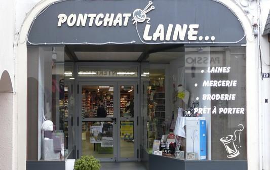 Boutique Pontchat'Laine