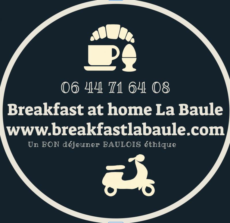 Breakfast at home-contact-La Baule