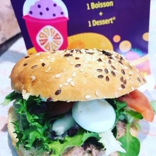 Burger - Au Coin Gourmand
