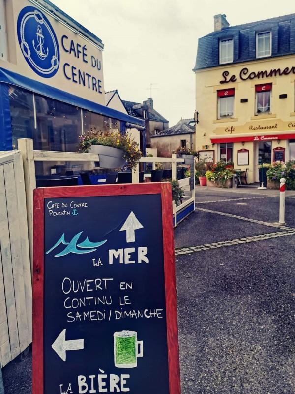 Café du centre Pénestin