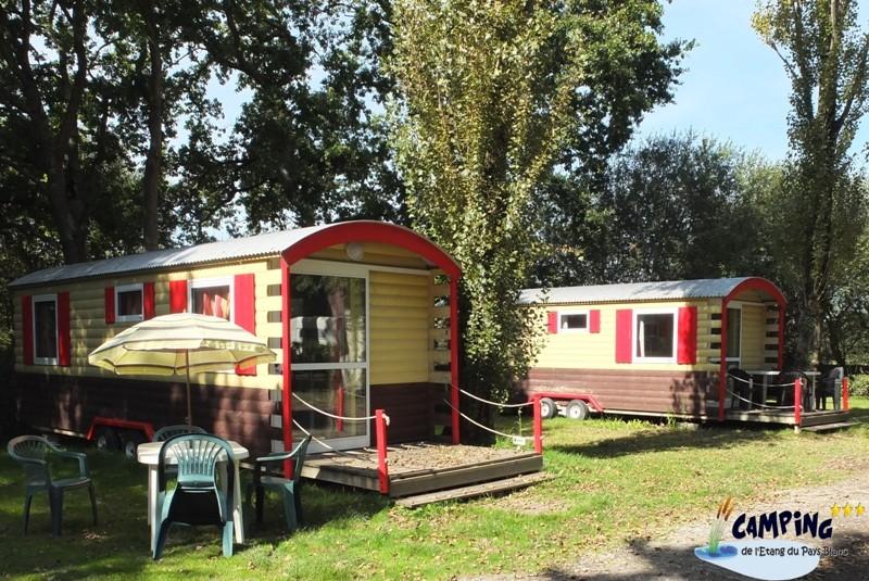 Camping l'Etang du Pays Blanc - Guérande