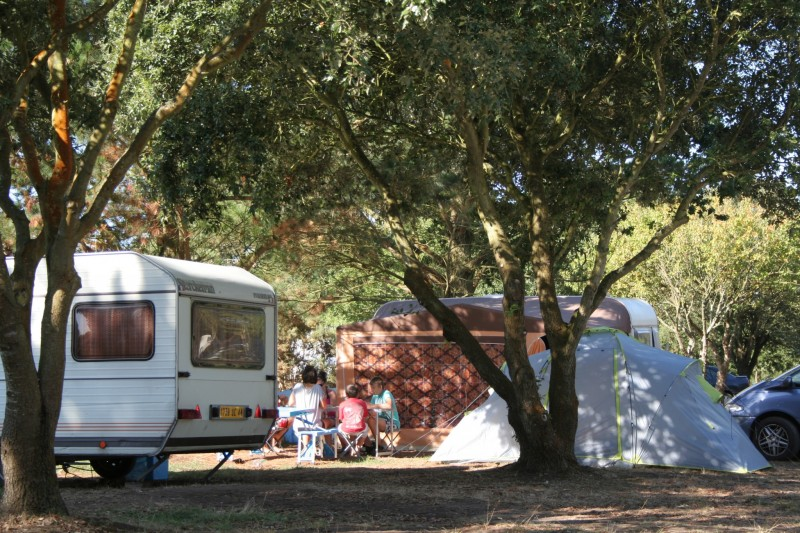 Camping le Panorama - Guérande - Emplacement