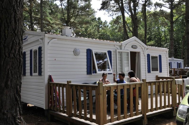 Camping Le Château Petit Bois Mesquer - Camping MESQUER Le Ch u00e2teau du Petit Bois réservation campingà MESQUER