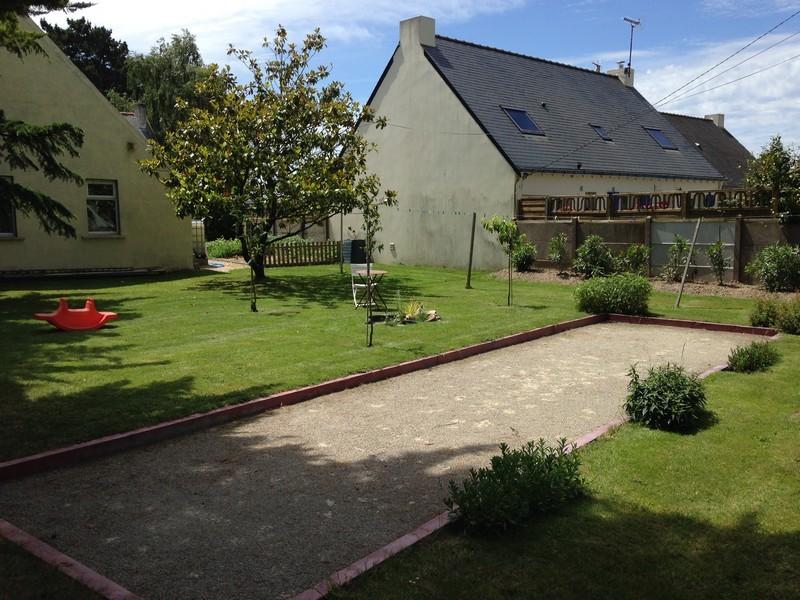 Chambre d'hôtes Le Cottage - Saint-Molf - terrain de pétanque
