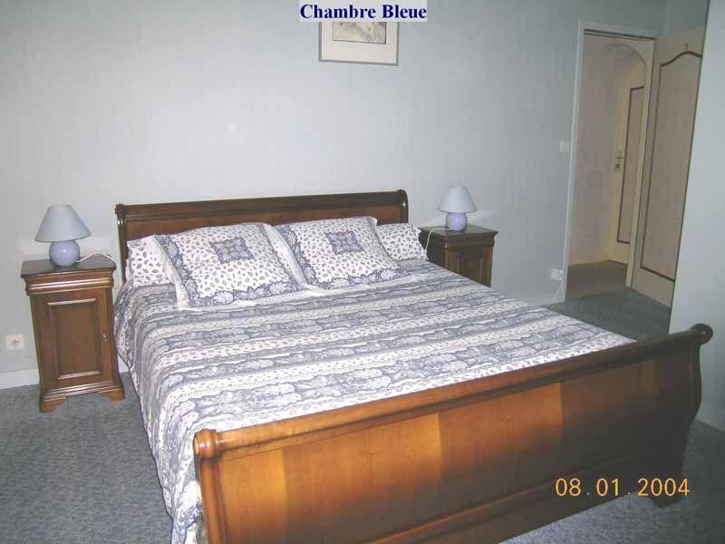 Chambres d'hôtes à St Molf en Brière, chambre bleue