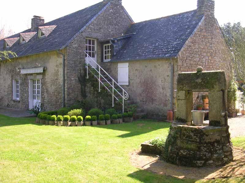 Chambres d'hôtes à St Molf en Brière, le jardin