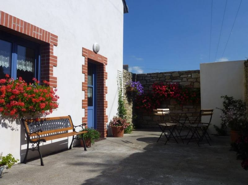 Chambres d'hôtes Sylvie Guillard à Piriac-sur-Mer, terrasse