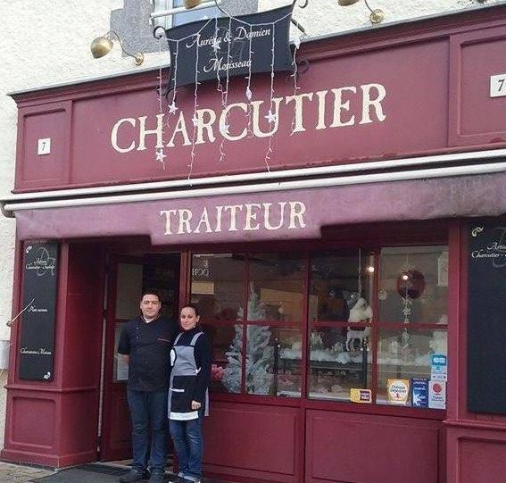 Charcuterie traiteur Morisseau - Herbignac