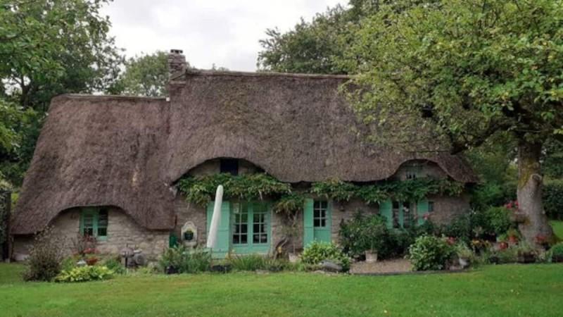 chaumiere-chambres d'hôtes BrAd en Brière