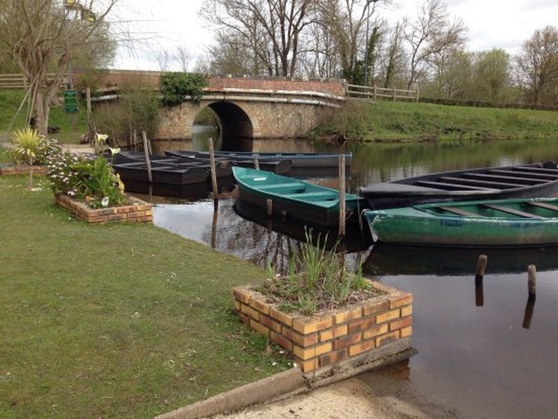 Chez Chantal et Jacky - Promenade en barque en Brière