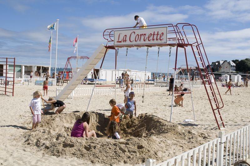 Club de plage La Corvette au Pouliguen