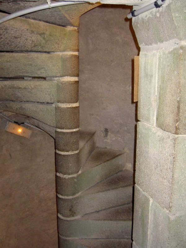 Colimaçon - Clocher de St Lyphard en Brière