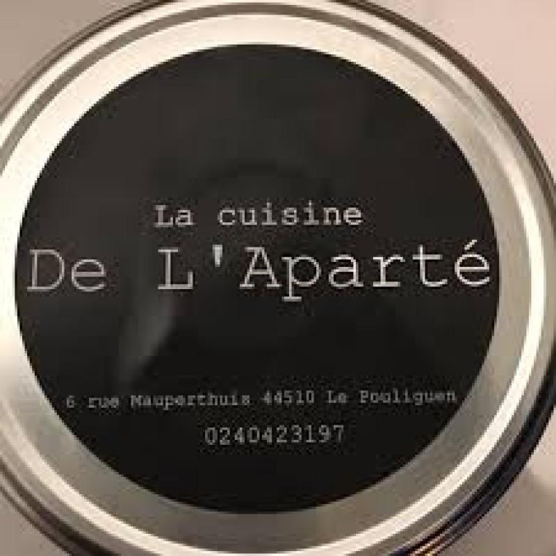 Cuisine-de-l-Aparté-Le Pouliguen-Office de Tourisme Intercommunal La Baule-Guérande