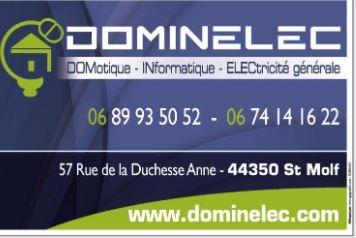 Dominelec SARL - Saint-Molf