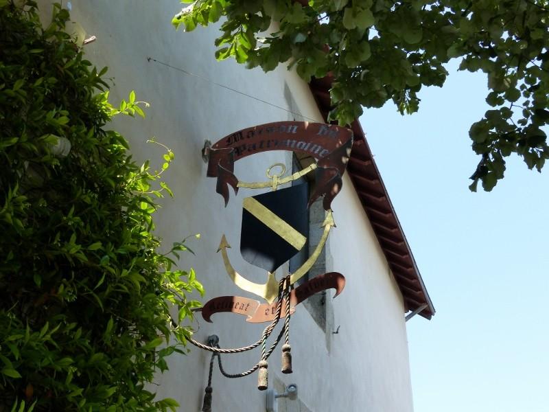 Enseigne Maison du Patrimoine - Piriac sur Mer