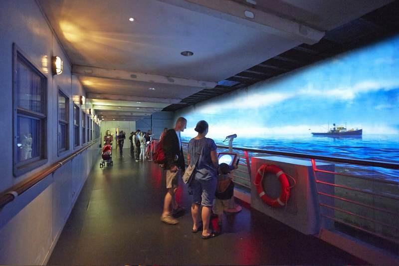 Escal 'Atlantic - Le Port de tous les Voyages