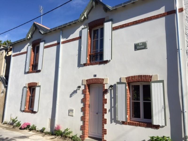 Façade extérieure - Villa La Ruche - Chambre d'hôtes - La Baule