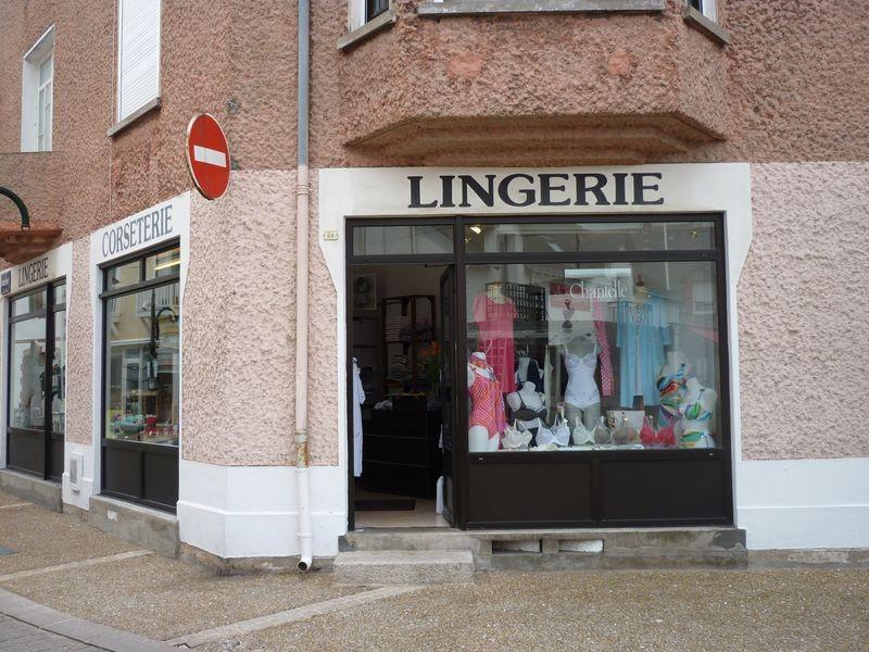 Lingerie corseterie Florence BECHET au Pouliguen