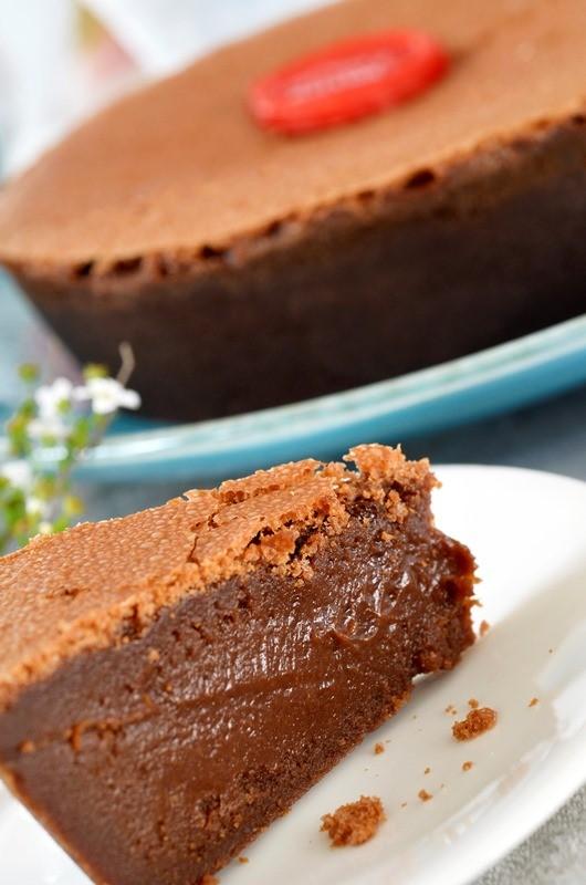 Fondant baulois - Spécialité à base de chocolat - La Baule