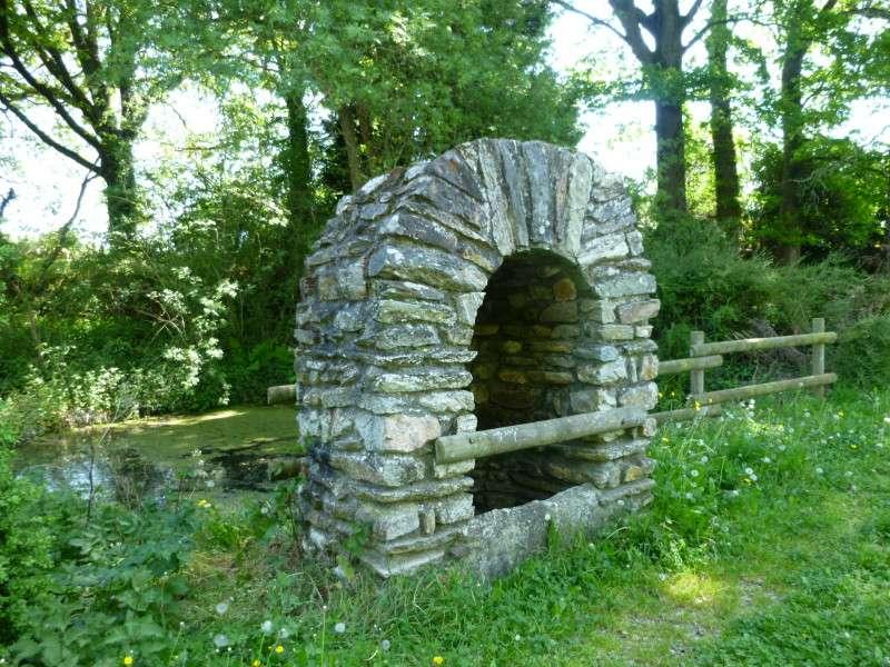 fontaine de Riavaud