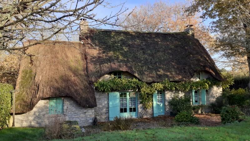 gîte chaumière en location BrAd en Brière