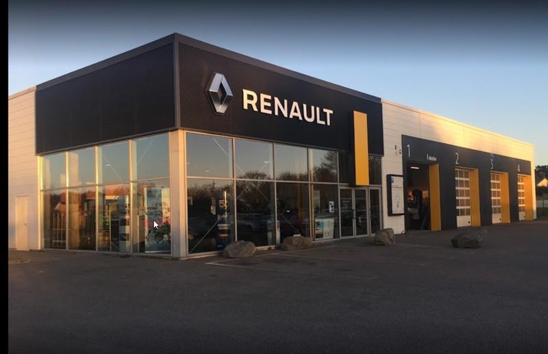 Garage Aumon - Automobiles Renault - Saint-Molf