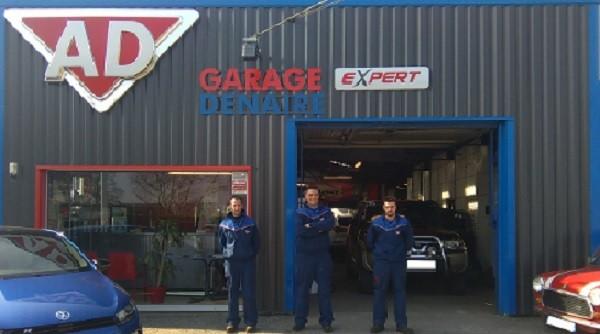 garage denaire st lyphard