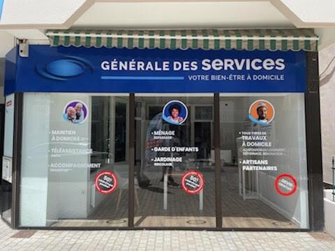 Générale des services - Ménages - Services à la personne - La Baule
