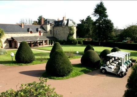 Golf - Domaine de la Bretesche - Missillac