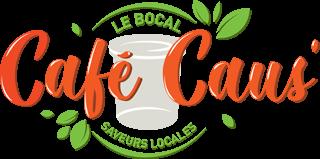Guérande - logo Café Caus' restaurant Fast Good
