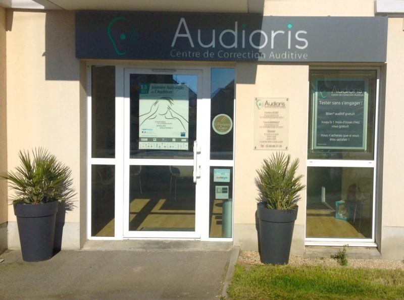 Guérande - Centre Ville Audioris