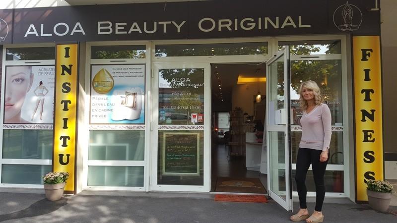 Guérande Institut de Beauté Aloa Beauty Spa Fitness Waterbike - Extérieur