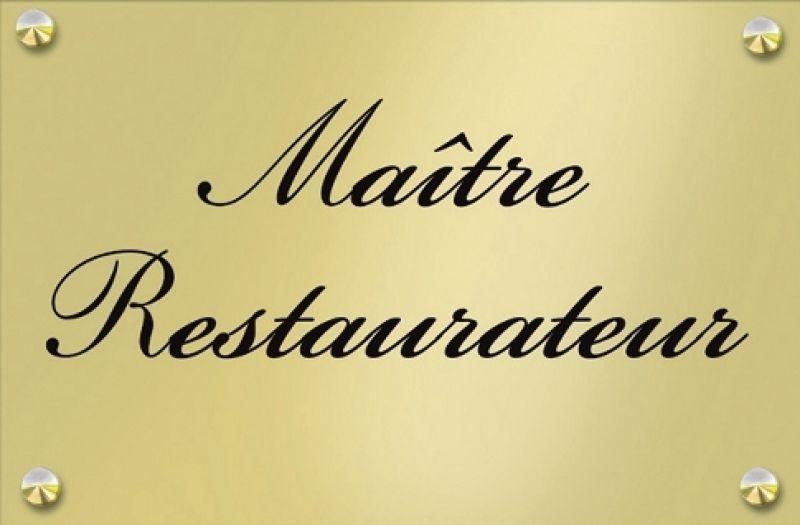 Guérande Intra-muros - Restaurant le Vieux Logis - Grill au feu de bois - Maître restaurateur