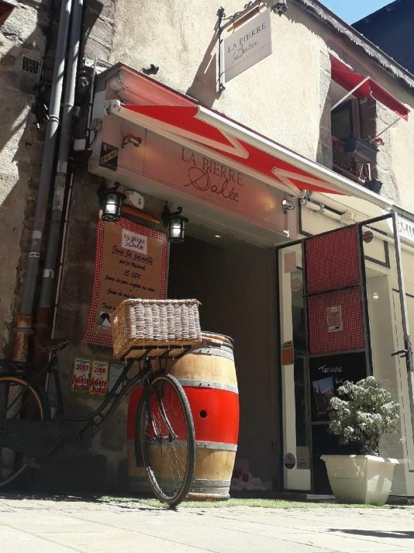 Guérande - Restaurant La Pierre Salée - Entrée