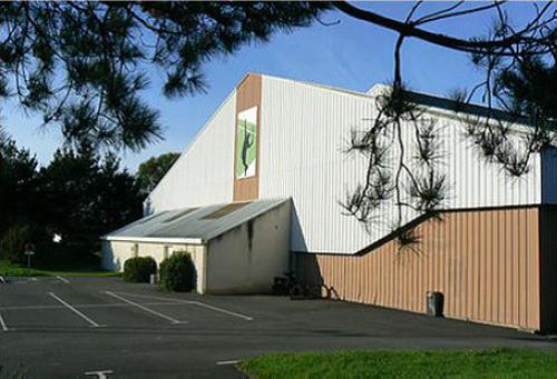 Guérande, tennis: Le Tennis Club Guérandais - Salle