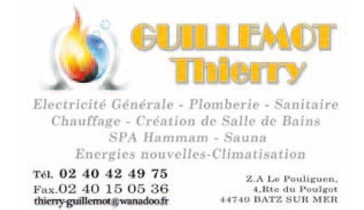 Electricité-Plomberie Guillemot Thierry au Pouliguen