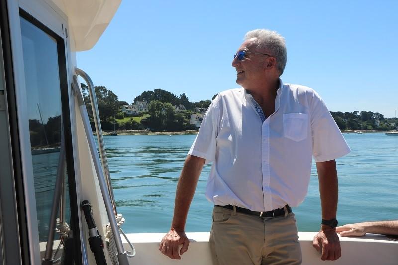 Iles et rivages - Le capitaine