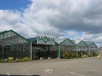 Jardinerie Baobal extérieur
