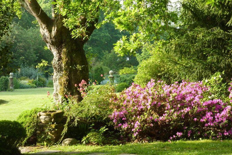 Visite les jardins de kermoureau parc ou jardin herbignac for Visiter les jardins anglais