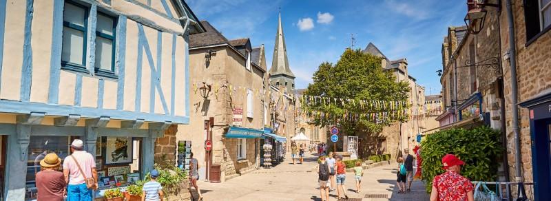 Cité médiévale de Guérande