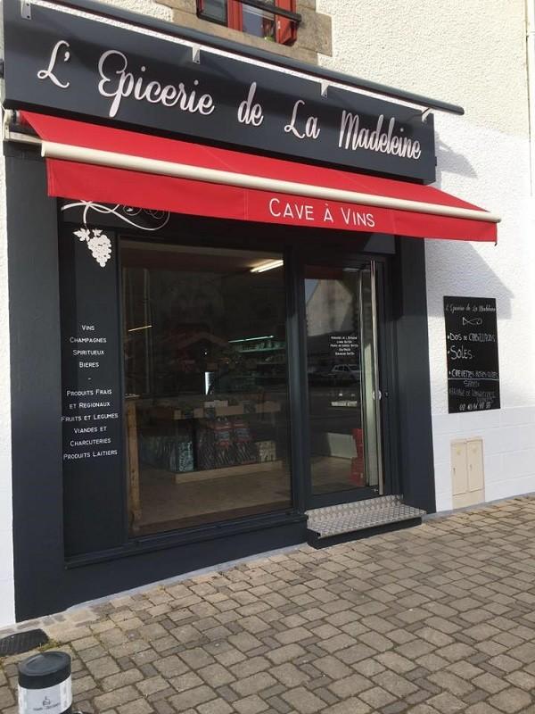 L'épicerie de La Madeleine - Guérande - Office de Tourisme La Baule Presqu'île de Guérande